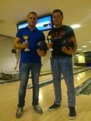 Damian Melka i Patryk Przesta�ski - zwyci�zcy PBT #3 Pleszew