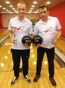 Perczak Pawe� i Lewocki Leszek - zwyci�zcy turnieju PBT #4 w Siedlcach