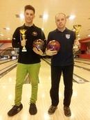 Micha� Zarzycki i Tomasz Pick - zwyci�zcy PBT #8 Koszalin 2105