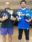 Marcin Zajkowski i Dominik St�pniewski - zwyci�zcy PBT Radom 2015