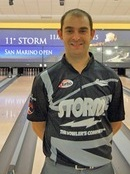 Dominic Barrett - zwyci�zca San Marino Open 2015