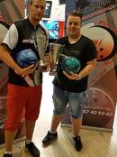 Daniel G�uchowski i Arkadiusz D�u�niewski - zwyci�zcy PBT #8 Radom 2016