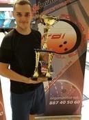 Micha� Wiechno - zwyci�zca PBT 2015/2016