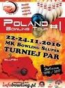 Poland Bowling Tour - nowy sezon, najlepsze kule. Start w Słupsku.